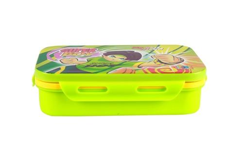 School Lunch Box Green