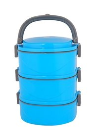 Tiffin Box Blue