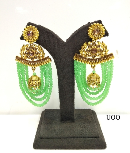 Earrings & Tika