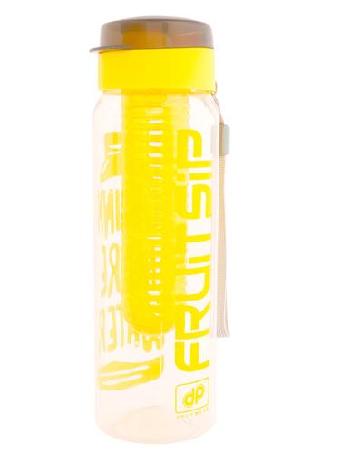 Infuser Water Bottle Yellow