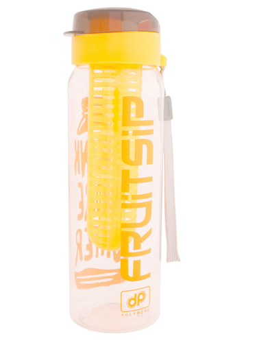 Infuser Water Bottle Orange