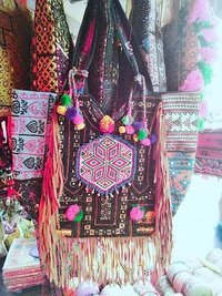 Banjara Frangies beaded bags