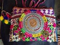 Women's Beaded Clutch sling Bag