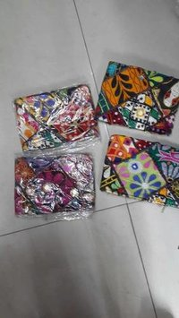 Woman Banjara Clutch Bag