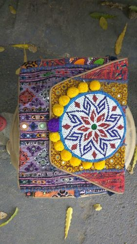 Banjara Bag With bead Work