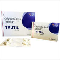 Trutil 500 Tablets