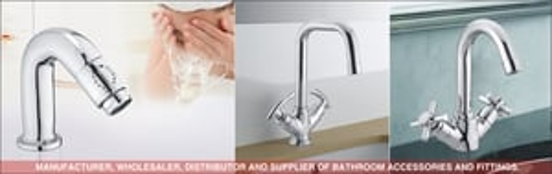 Bathroom Fittings Manufacturer
