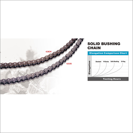 Solid Bushing Chain