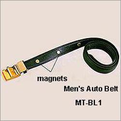 Magnetic Men s Auto Belt