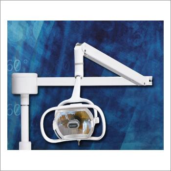 Square Dental Light Arm And Dental Lights Head