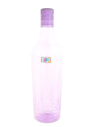 Plastic Water Bottle Purple