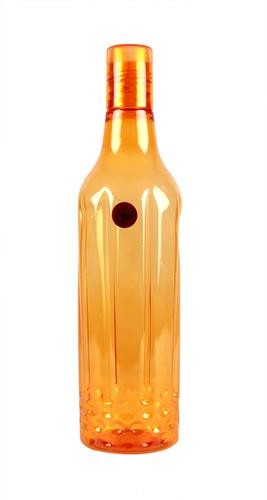 Plastic Water Bottle Orange