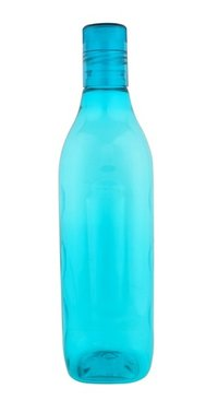 T Water Bottle Blue