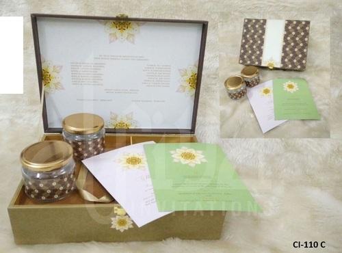 Decorated Wedding Box