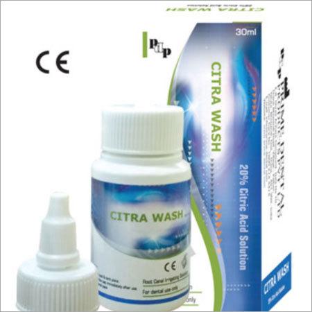 Citra Wash 20% Citric Acid Solution