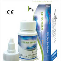 Citra Wash 20% Citric Acid Solution