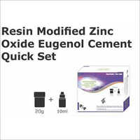 Restorite Modified Zinc Oxide Eugenol Cement Quick Set
