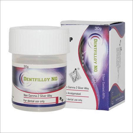 Dentfilloy NG Silver Filling Alloy