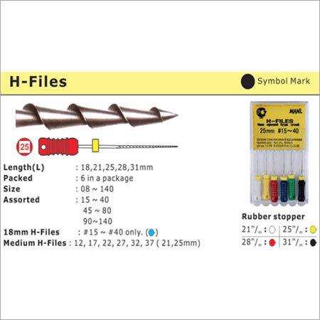 Mani H Files