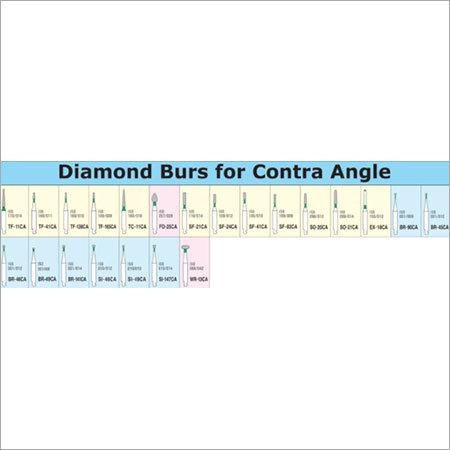 Mani Diamond Burs CA