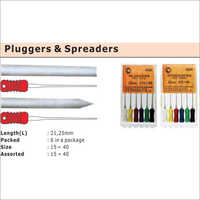 Mani Pluggers Spreaders