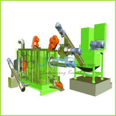 Glass Crusher Incinerator