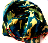 Tortoise Cotton Printed scarves
