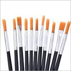 Student Painting Brush