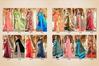 Shangrila Lunching New Georgette Saree