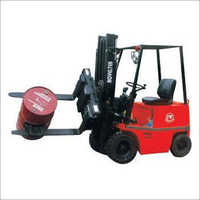 Four Wheels Electric Forklift (1.5 Ton)
