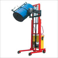 Semi-electric Oil Tank Rotating Stacker