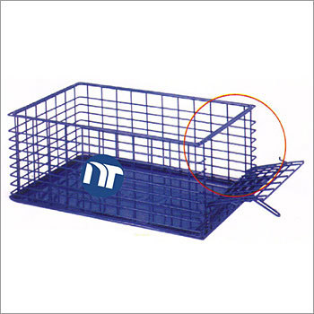 Storage and Transport Cage Metal Box Cages