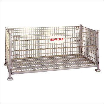 Long Storage Cage
