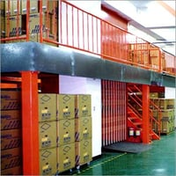 Pallet Rack Platforms