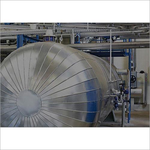 PUF Insulated Liquid Storage Tank