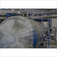 PUF Insulated Liquid CO2 Storage Tank