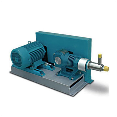 Cylinder Filling Pump