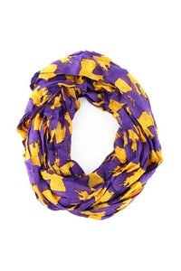 LSU Neck Wear Scarf