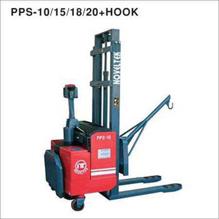 1.5 Tons Powered Pallet Stacker