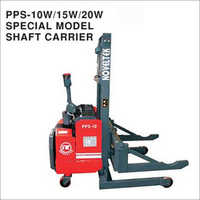 Powered Pallet Stacker Special Model Shaft Carrier