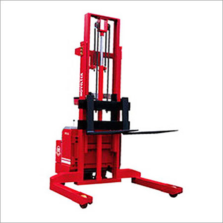 Powered Pallet Stacker(Wide-leg type)