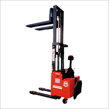 1Ton Powered Pallet Stacker