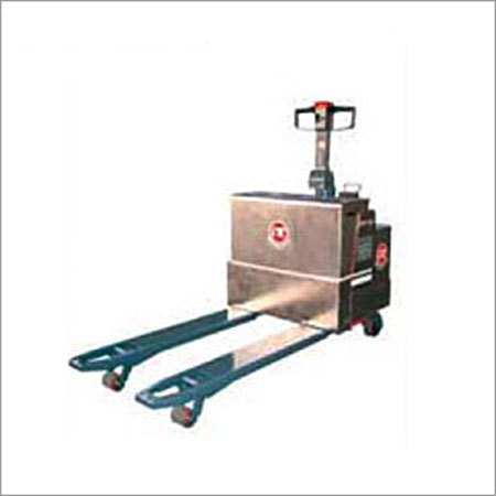 Stainless Electric Pallet Truck