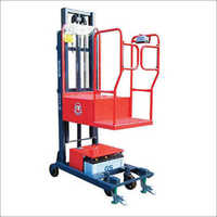 Semi Powered Order Picker Stacker