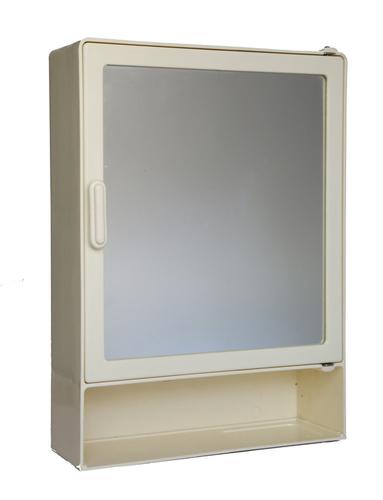 16412 Bathroom Cabinet Shelf Ivory