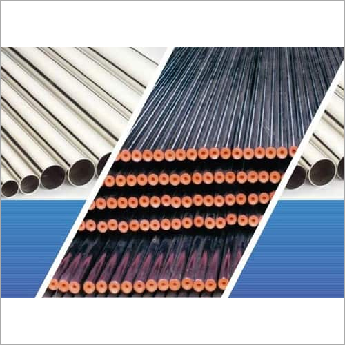 M. S. Seamless Pipes & Tubes