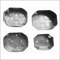 Galvanised Steel Junction Box