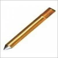 Solid Copper Bonded Rod