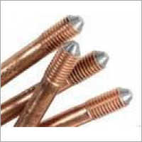 Copper Bonded Threaded Rod