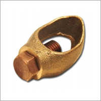Clamps and Fittings For Copper Bonded Rod